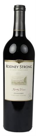 Rodney Strong Zinfandel Estate Knotty Vines